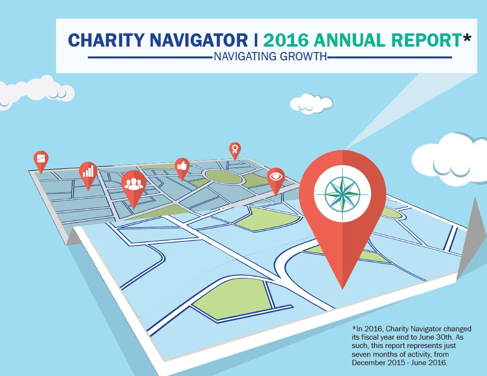2016 Annual Report : Charity Navigator