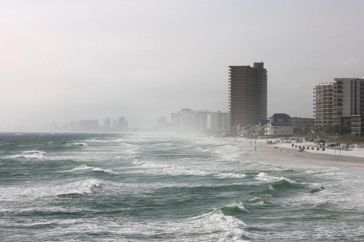Hurricane / Tropical Storm Isaias Header Image