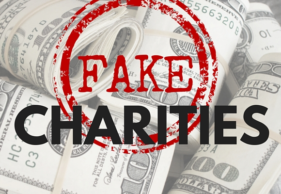 Fake Charities Prey on Donors to Make Bank Header Image