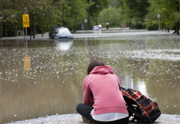 Louisiana Flooding Header Image