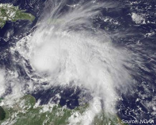 Hurricane Matthew Header Image