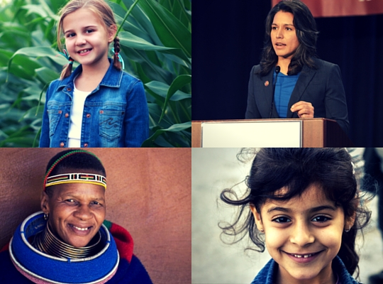 Support Women and Girls Header Image